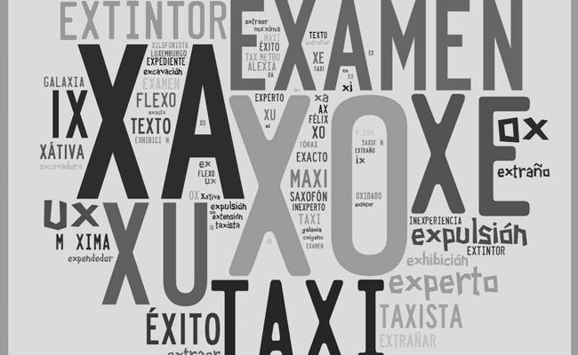 las reglas de la X