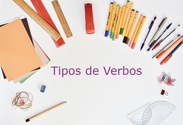 tipos de verbos
